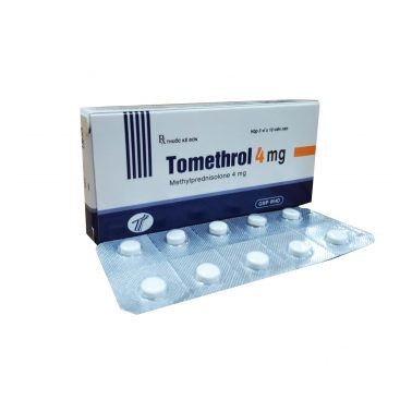Tomethrol 4mg
